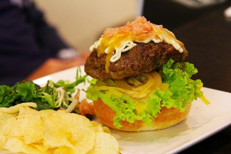 hamburger-meal